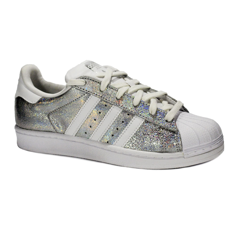 zapatillas adidas brillantes