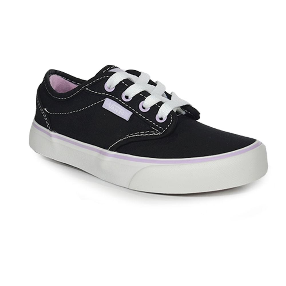 zapatillas niñas vans