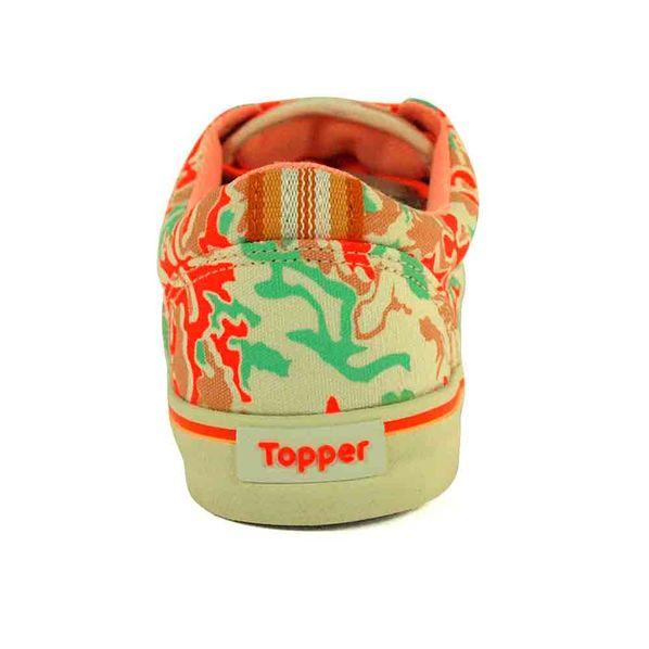 zapatillas Mujer Moda Moda Topper Nikki Surf zapatillas 1gffdHzq