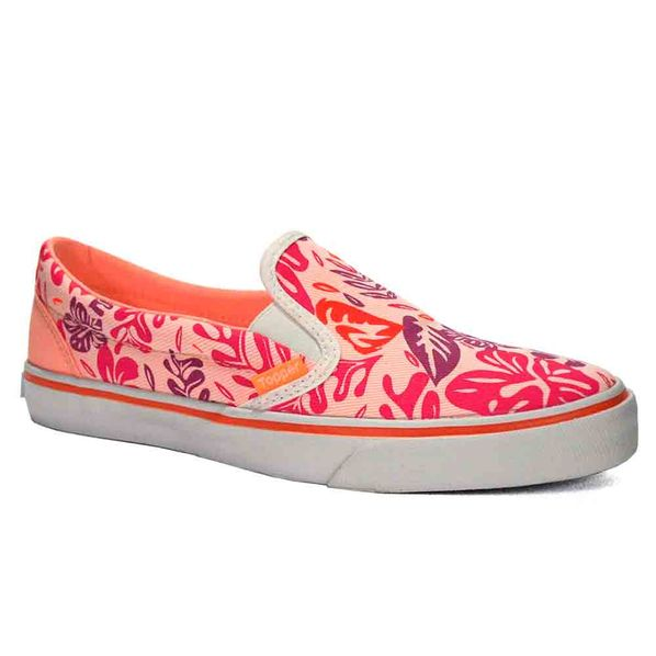 Sally tipo Panchas Moda Mujer Flowers zapatillas Topper 7wq6ECnp