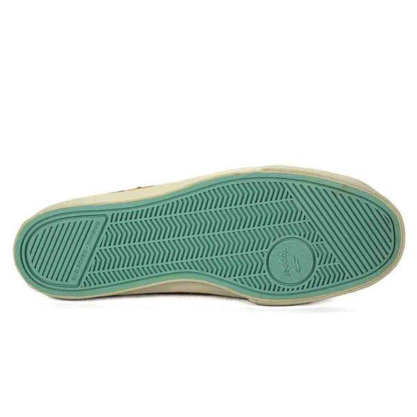 Moda Rail Mujer Pesqueira zapatillas Bosque Topper dxSSvqng6