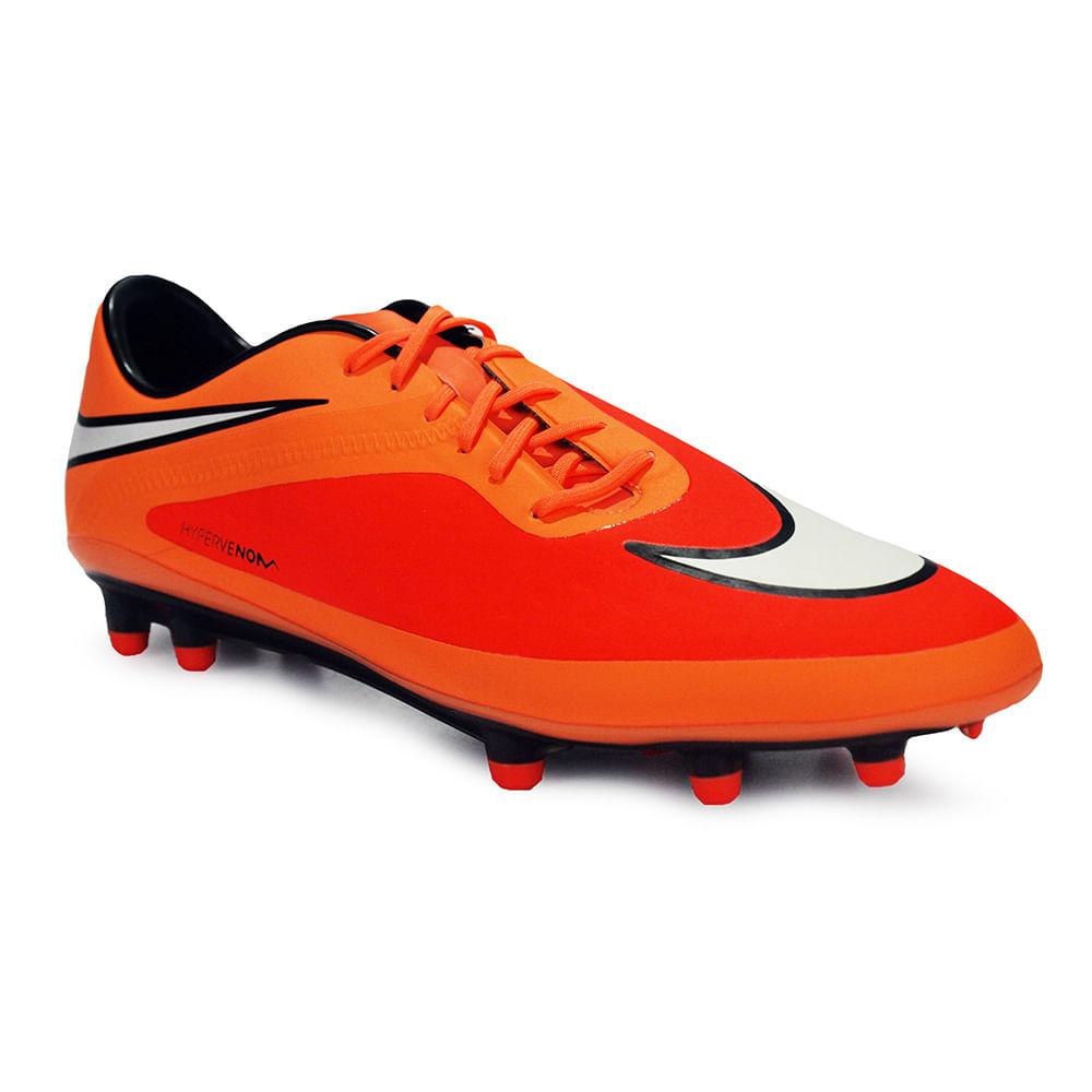 Botin Futbol Nike Hypervenom Phatal Fg hombre - ShowSport b1e264584ba82