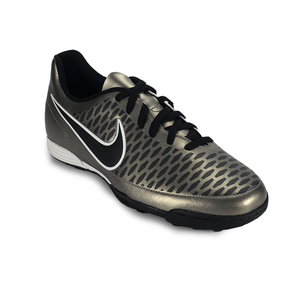 5ba98eec3dca5 Botines De Futbol Nike Magista Ola Tf Mtlc Pewter Hombre - ShowSport
