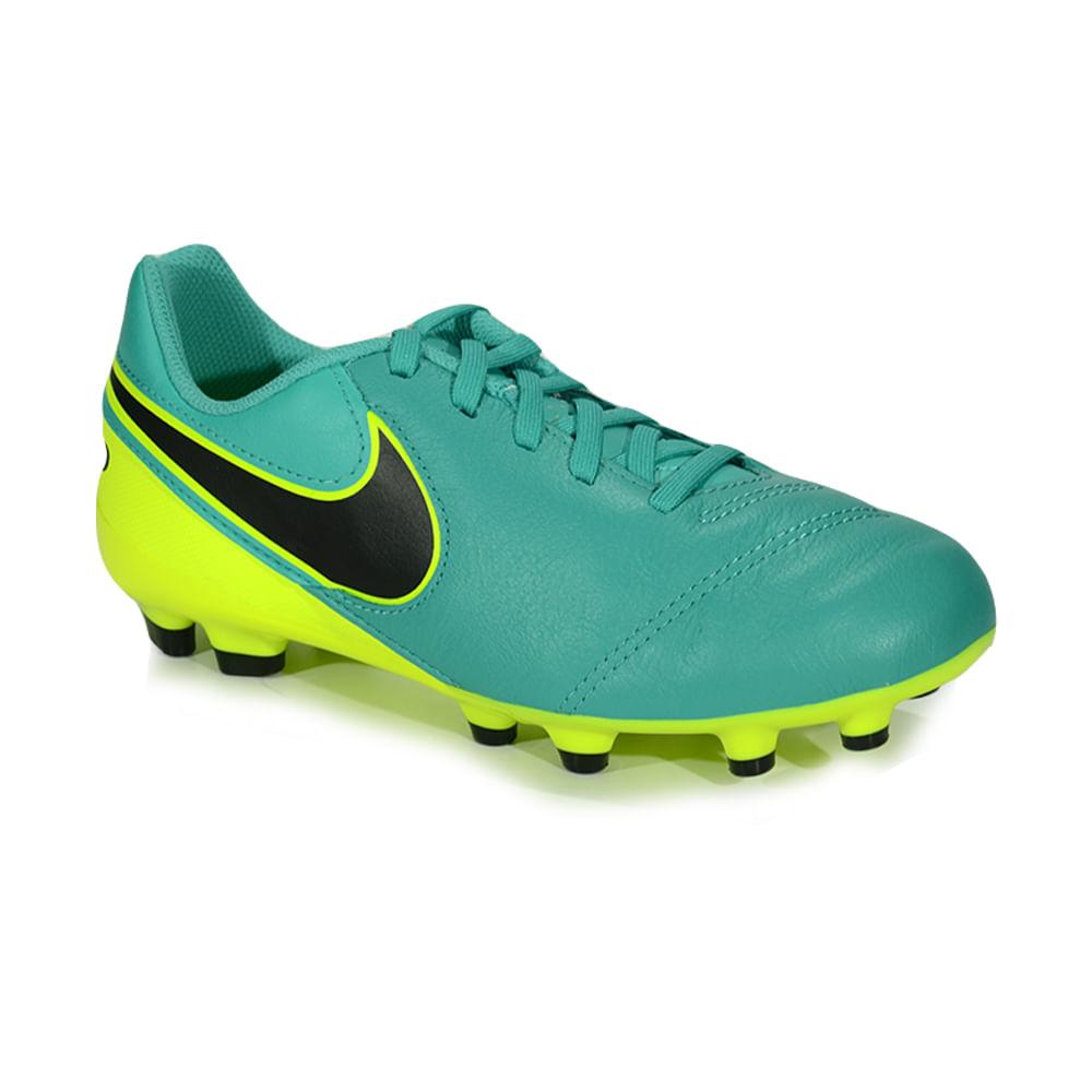 Botines De Futbol Nike Jr Tiempo Legend Vi Fg Niños - ShowSport 5500b7931a3da