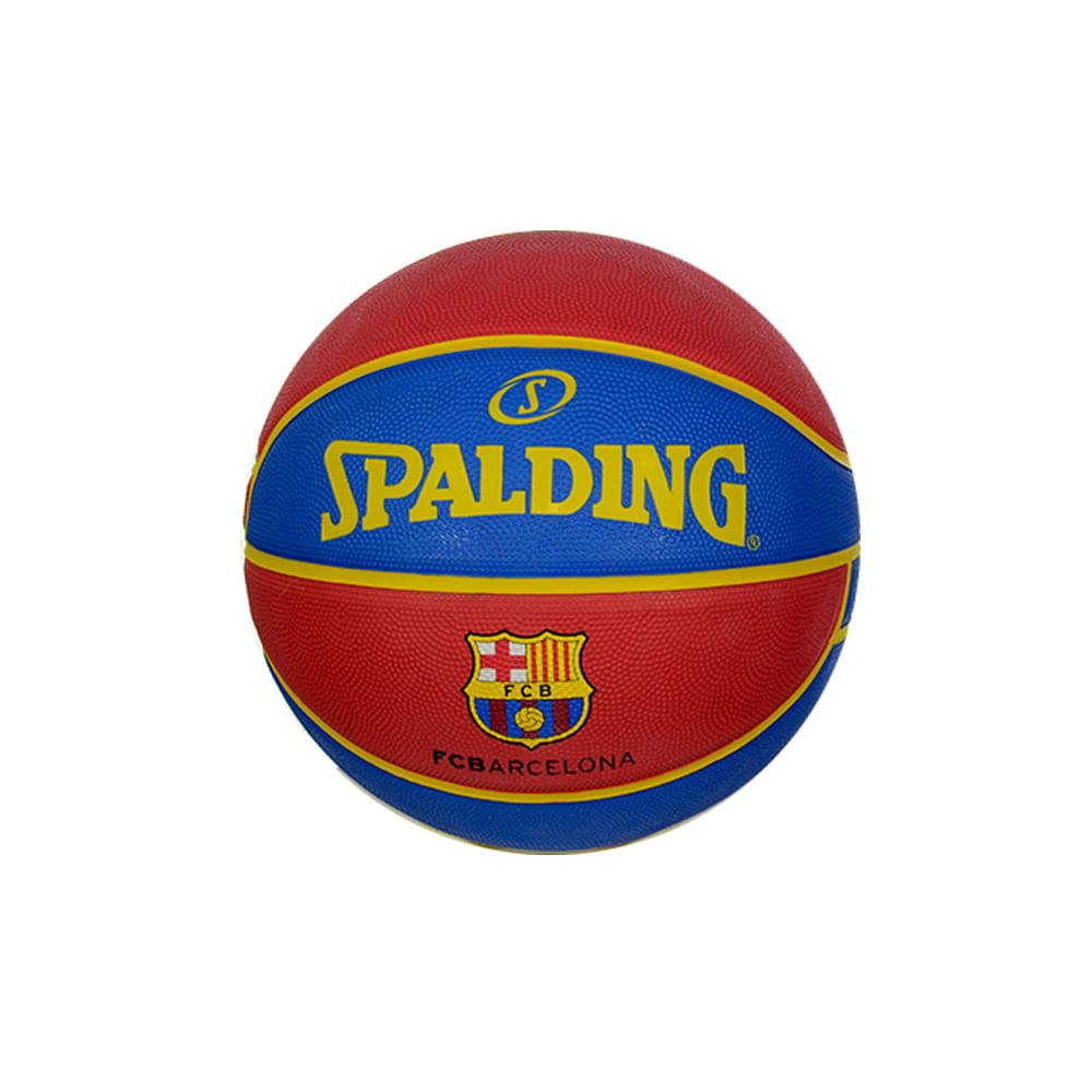 Pelota Basquet Spalding Euroligue Team Barcelona N7 - ShowSport a8087127c1807