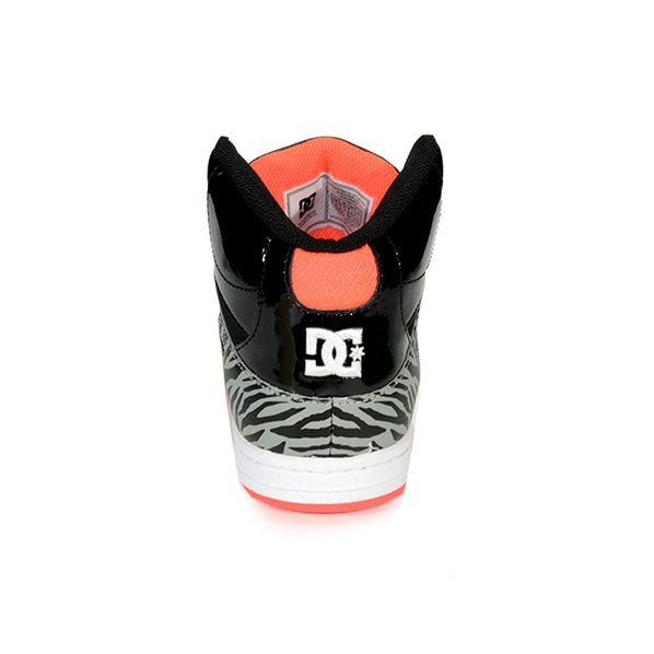 Moda Se Mujer High Zapatillas Rebound DC Fgo 8qw04