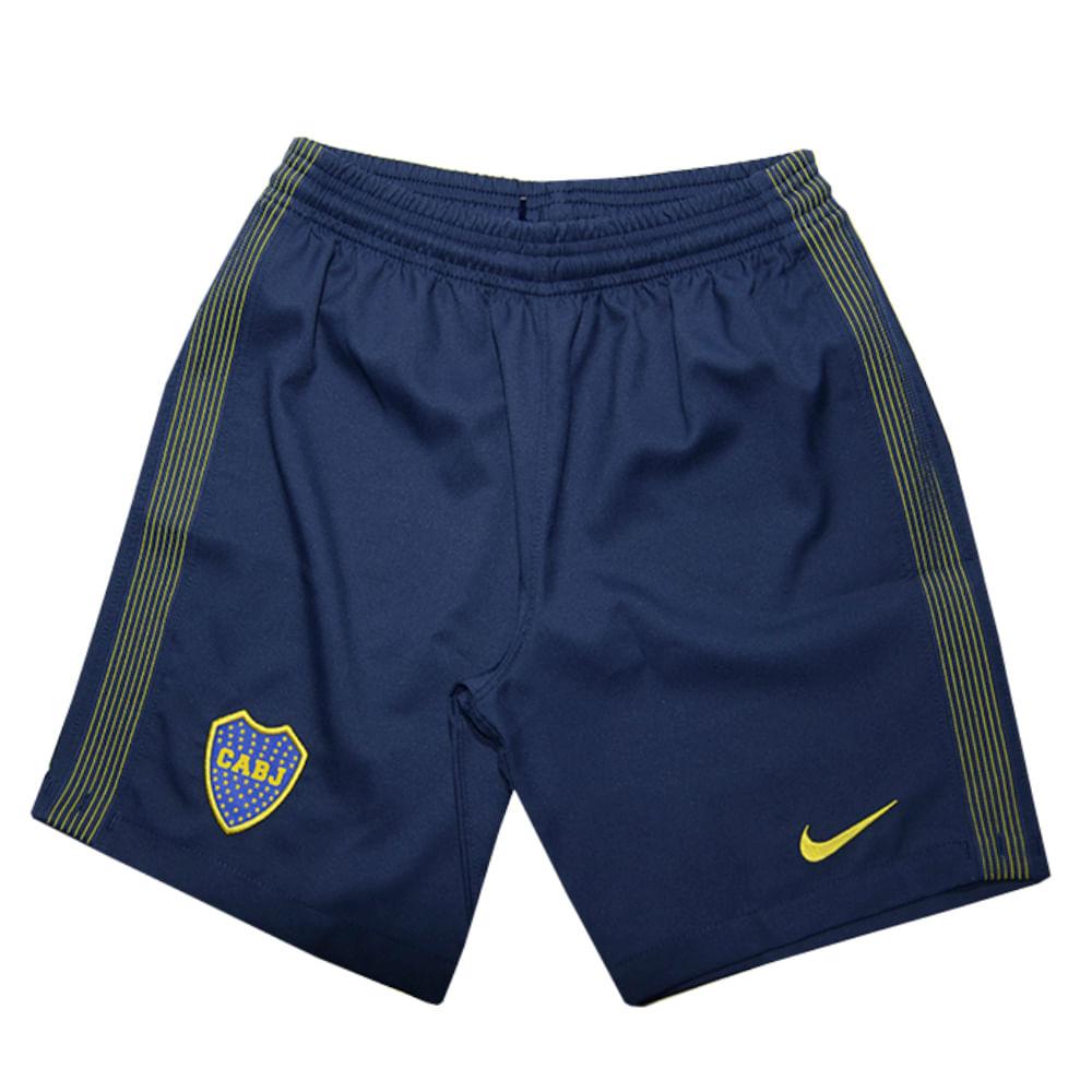 Short De Futbol Oficial Nike Boca Juniors Stadium Niños - ShowSport 2f87f16a0aaa7