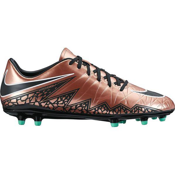 75e596f1a1054 botines de futbol nike hypervenom phelon ii fg mtlc hombre - ShowSport
