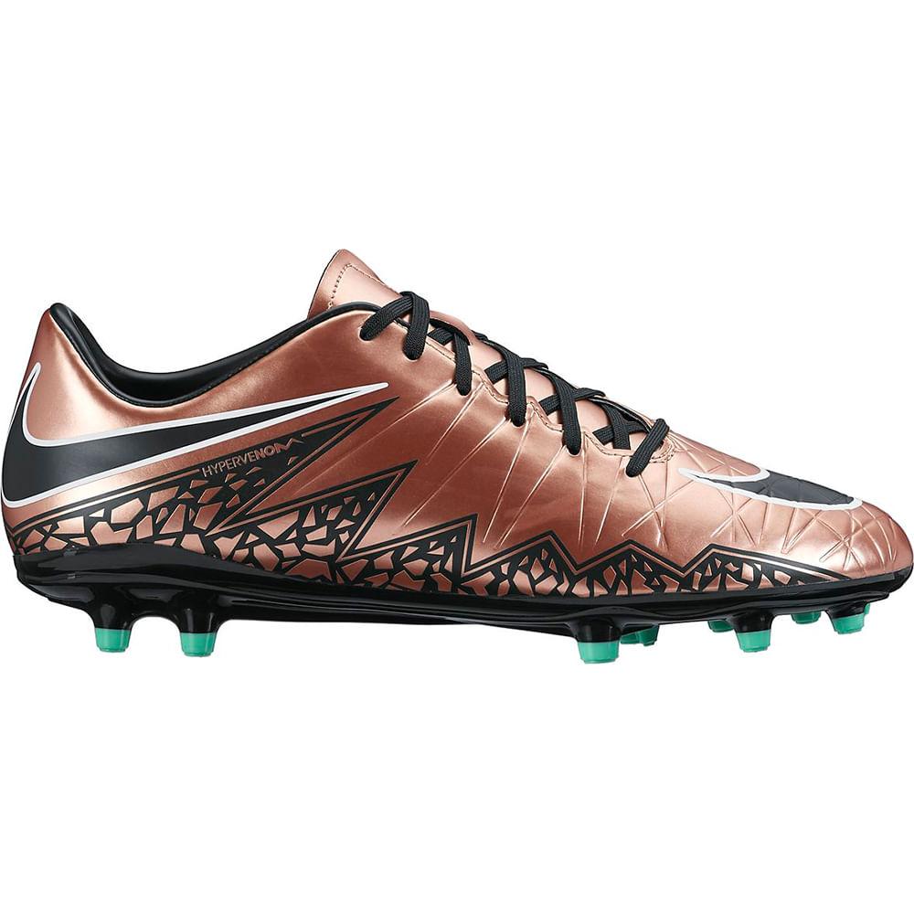 d3960b0dd1f botines de futbol nike hypervenom phelon ii fg mtlc hombre - ShowSport
