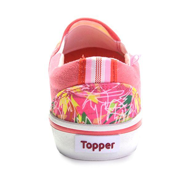 Mujer zapatillas Moda Sally Topper Tropic wUnI8paqU