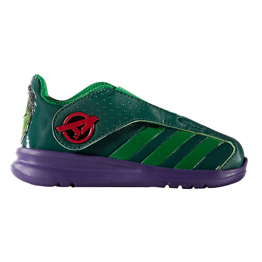 zapatillas running adidas niños