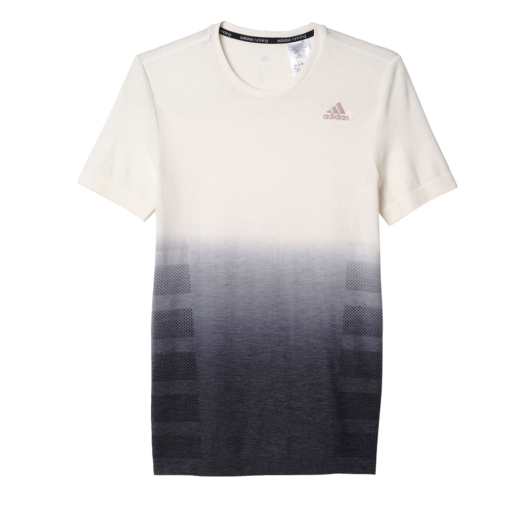 Remera Running Adidas Pknit Dd Hombre - ShowSport 67d63777090cc
