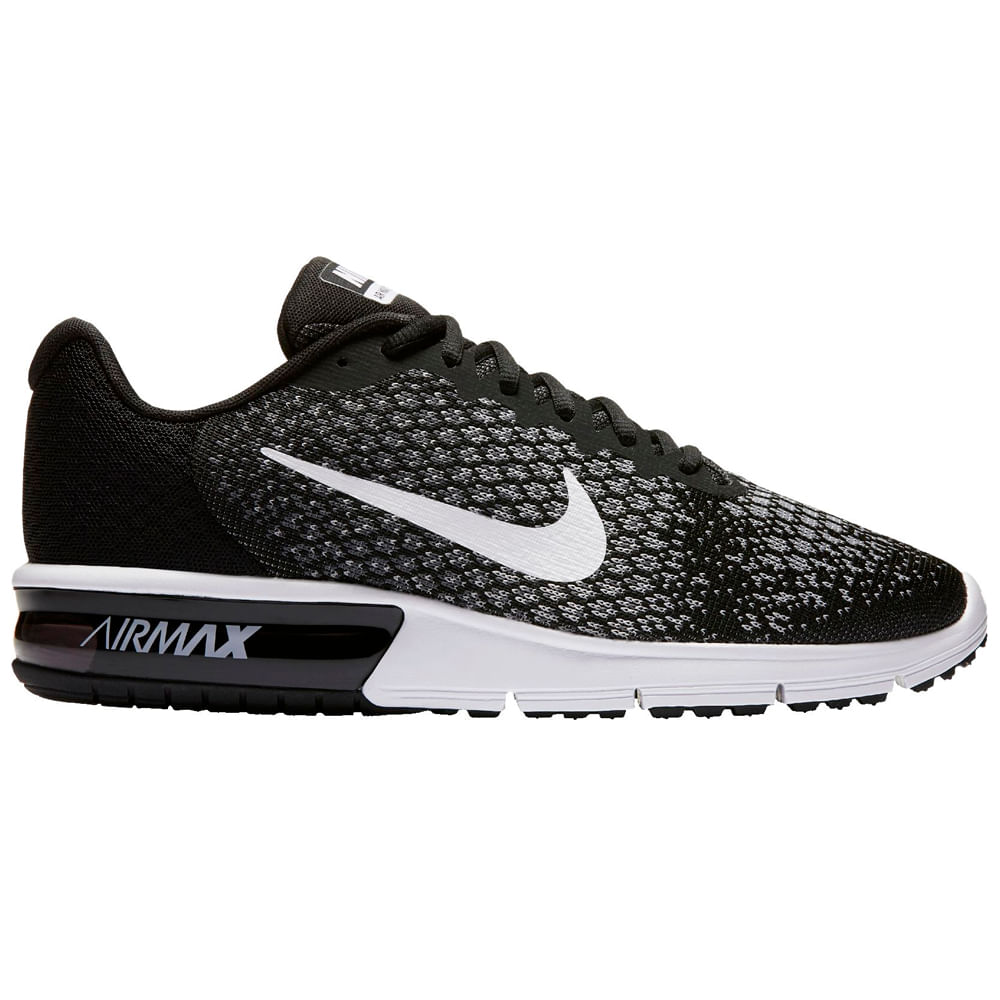 3845db6186b44 zapatillas running nike air max sequent 2 hombre - ShowSport