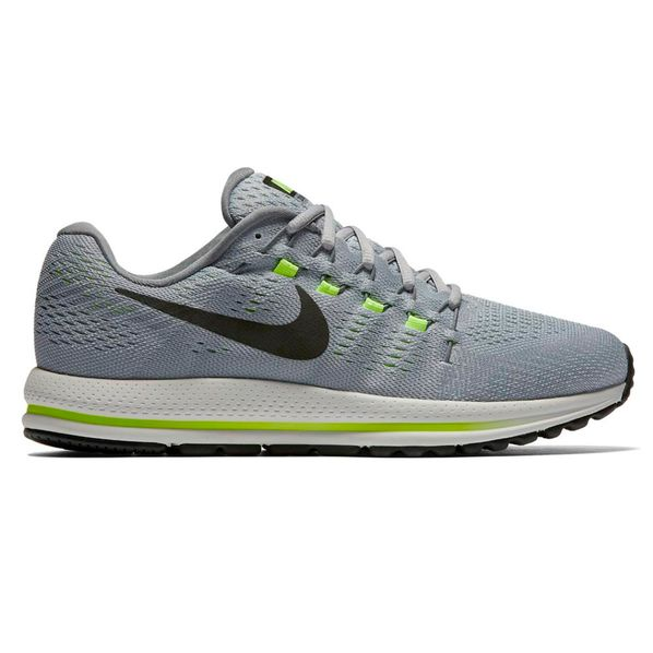 9320edee3d85e zapatillas running nike air zoom vomero 12 wolf hombre - ShowSport