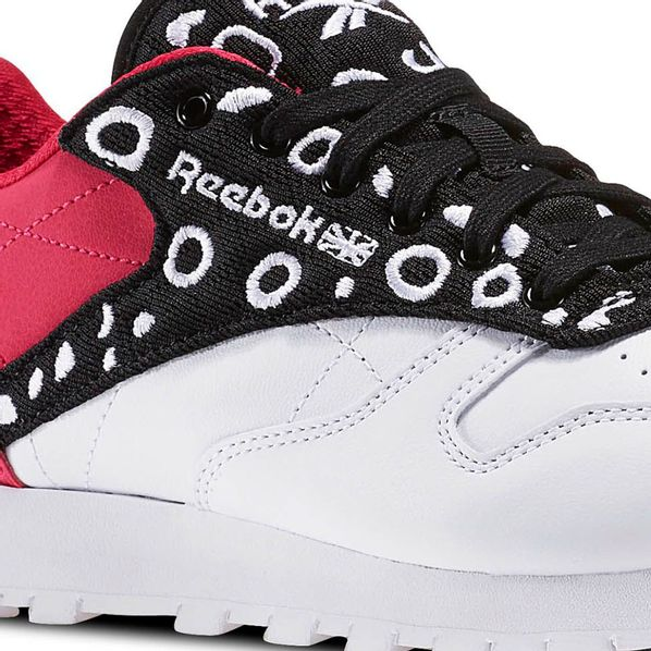 leather mujer moda classic classic reebok reebok wild moda zapatillas zapatillas 0xSq7