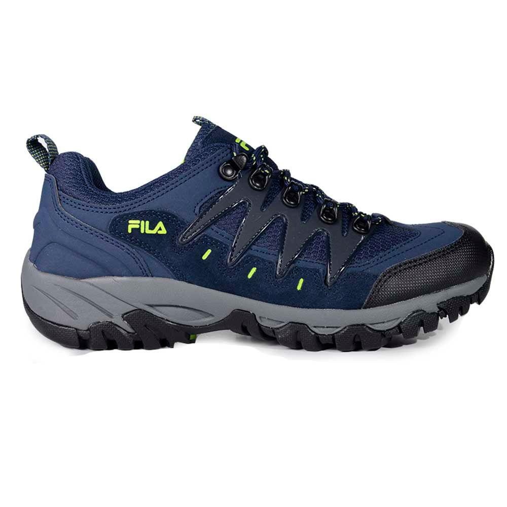 promo code 56a59 14ded zapatillas aventura fila strainer hombre