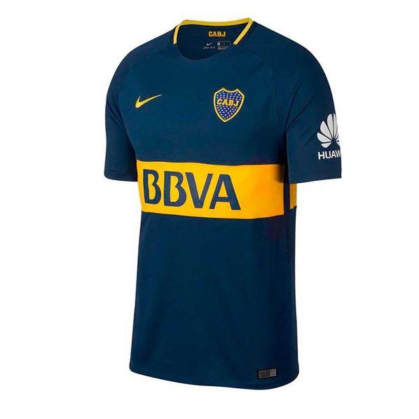 camiseta futbol nike boca juniors stadium jersey niños - ShowSport 6c4232c78138f