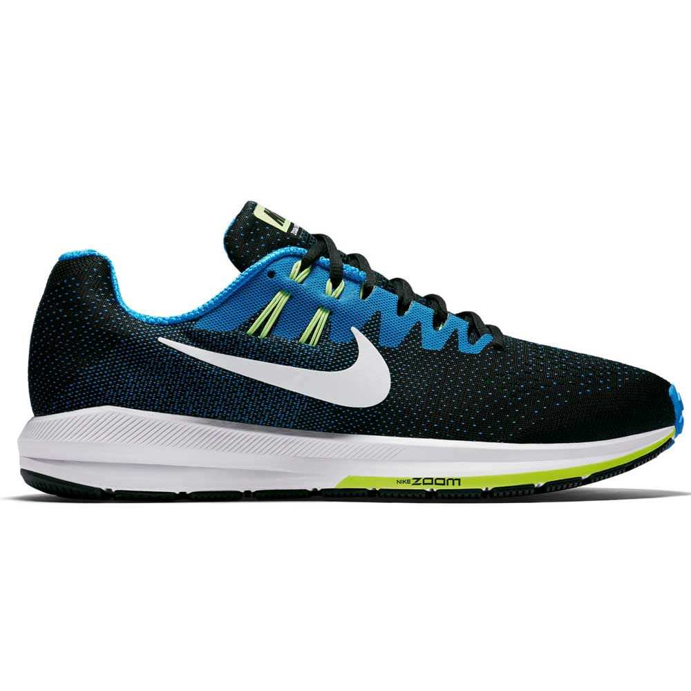 27645d6fe72d8 Zapatillas Running Nike Air Zoom Structure 20 Hombre - ShowSport