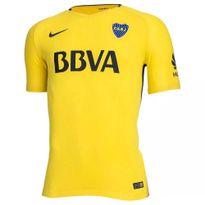 57dfbc7c1a770 Camiseta Futbol Nike Alternativa Boca Dry Match 2017 Hombre