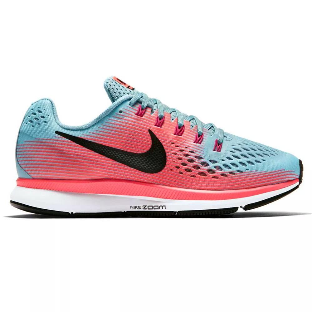 90bd4384704c Zapatillas Running Nike Air Zoom Pegasus 34 Mujer - ShowSport