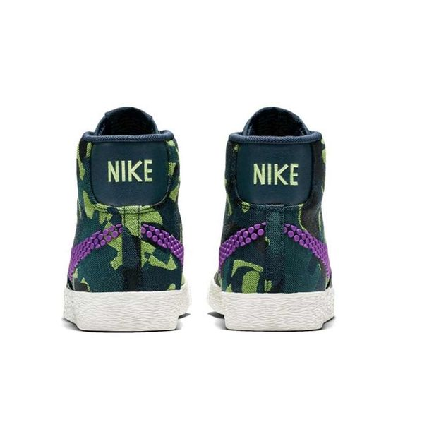 Mid Moda Zapatillas Zapatillas Blazer Nike Jacquard Mujer Moda qv4OxXwP