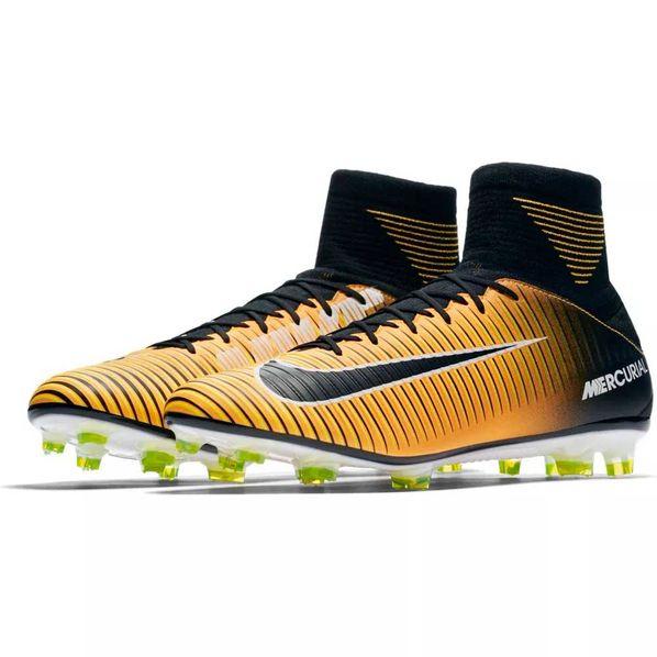 Dynamic Botita Hombre Nike Futbol Fit Mercurial Botines Veloce Fg III wfBYE