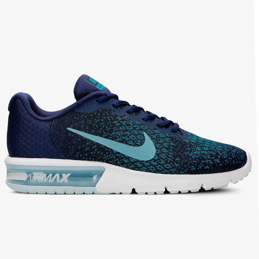 aca4c066aac zapatillas moda nike air max sequent 2 hombre - ShowSport