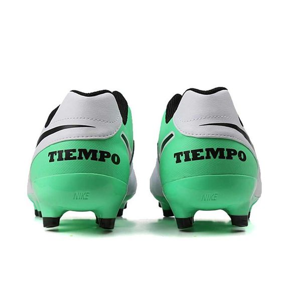 botines tiempo leather fg genio hombre nike ii futbol Uqxw1rU8