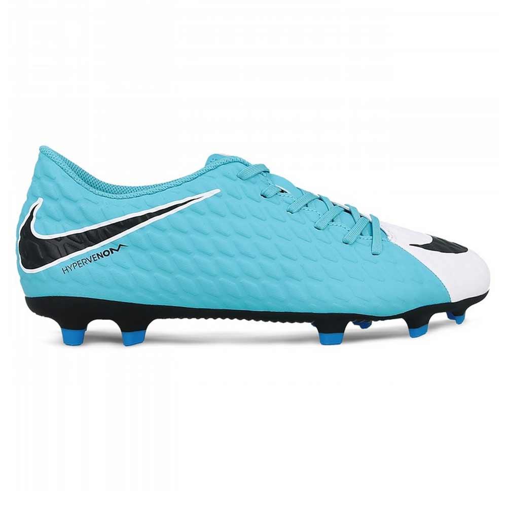 Botines Futbol Nike Hypervenom Phade III (FG) Hombre - ShowSport d2416c78ca011