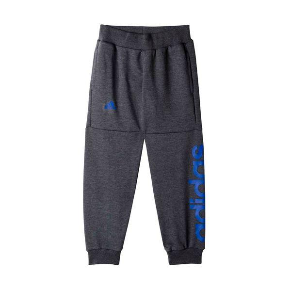 7ba8998120d pantalón training adidas logo niños - ShowSport