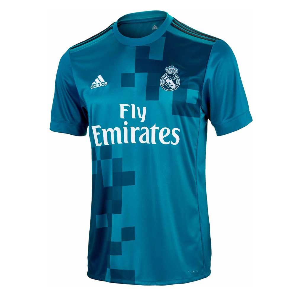 Camiseta Futbol Adidas Tercera Real Madrid Replica Hombre - ShowSport 27f4b78446eb7