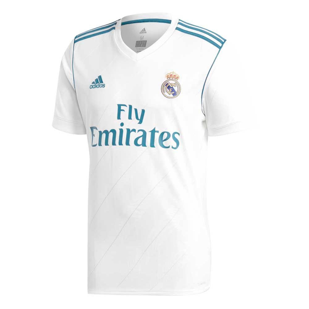 camiseta de fútbol adidas titular real madrid hombre - ShowSport 44800bb2a9766