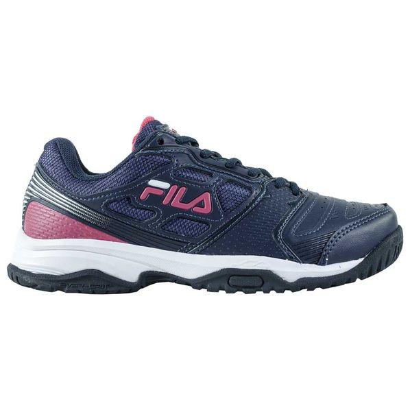 0 W Tenis Mujer 2 Top Fila Zapatillas de Spin Yqn805US