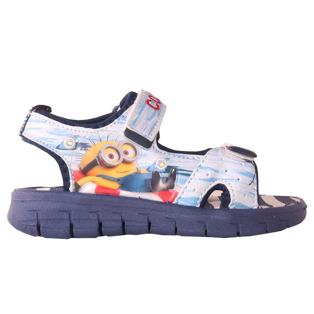 361d674a1 Sandalias Moda Addnice Minions con Luz Led Niños - ShowSport