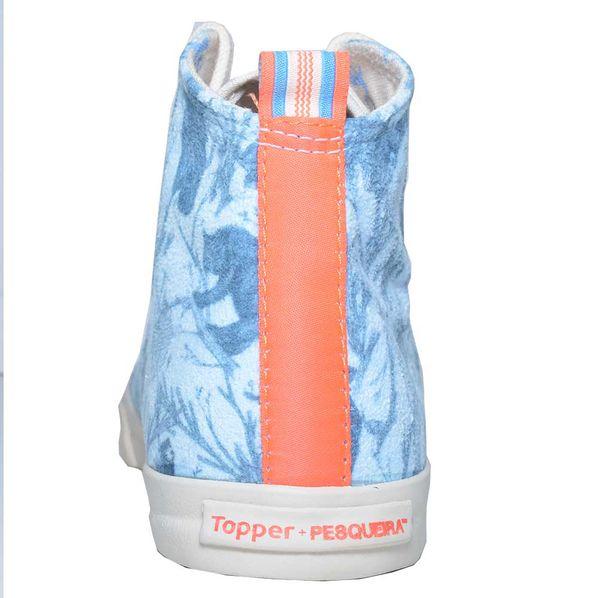 hi mujer osos topper moda pesqueira zapatillas rail xwYIqcZ