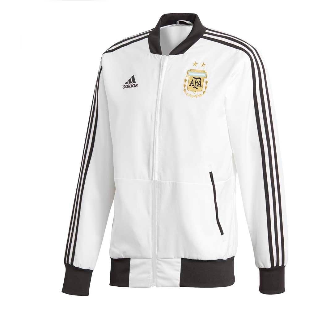 ab87b254a Campera Futbol Adidas de Presentacion Seleccion Argentina Hombre ...
