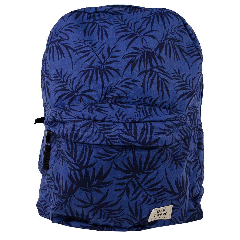 8cbd4a49bc460 mochila topper basic palm leaf - ShowSport