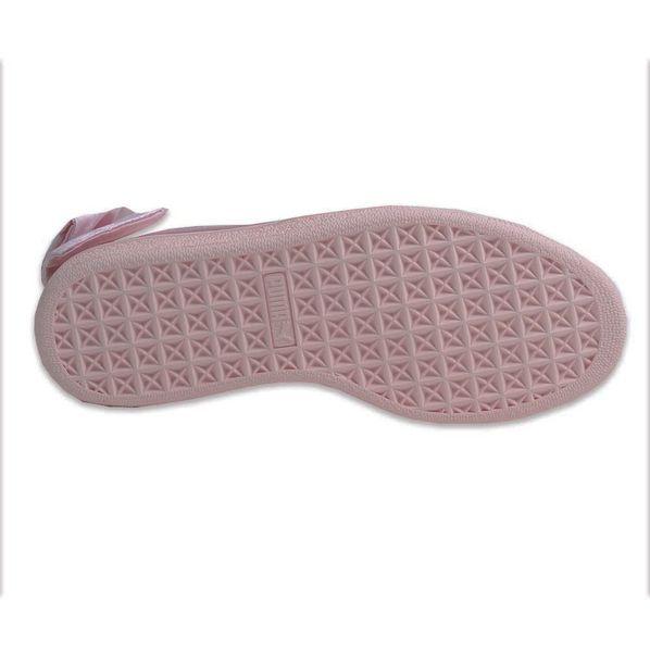 moda zapatillas basket puma mujer bow moda puma basket zapatillas qt7gOIwnU