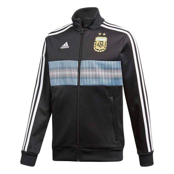campera fútbol adidas selección argentina 3 tiras 2018 niños - ShowSport 377500561444c