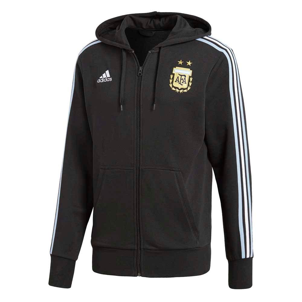 campera fútbol adidas selección argentina afa 3s fz 2018 hombre ... 9d417ca2986a