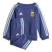 conjunto fútbol adidas selección argentina 3 tiras con puño 2018 bebés b4e777e771c62
