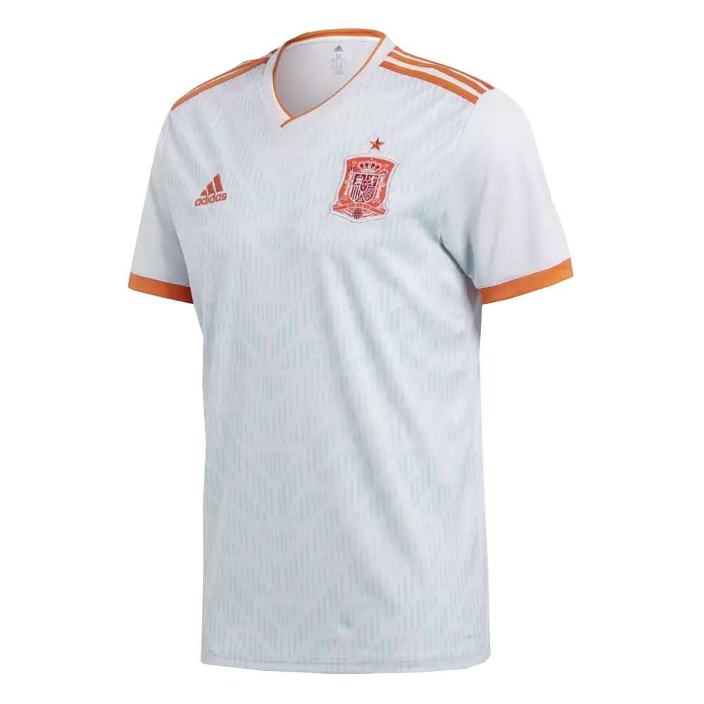 02f7605fdcc63 Camiseta Futbol Adidas Oficial Seleccion España Visitante 2018 Hombre