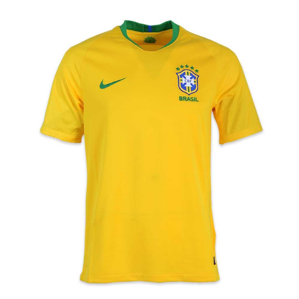 camiseta futbol nike selección brasil 2018 hombre - ShowSport f436c10ca9c95