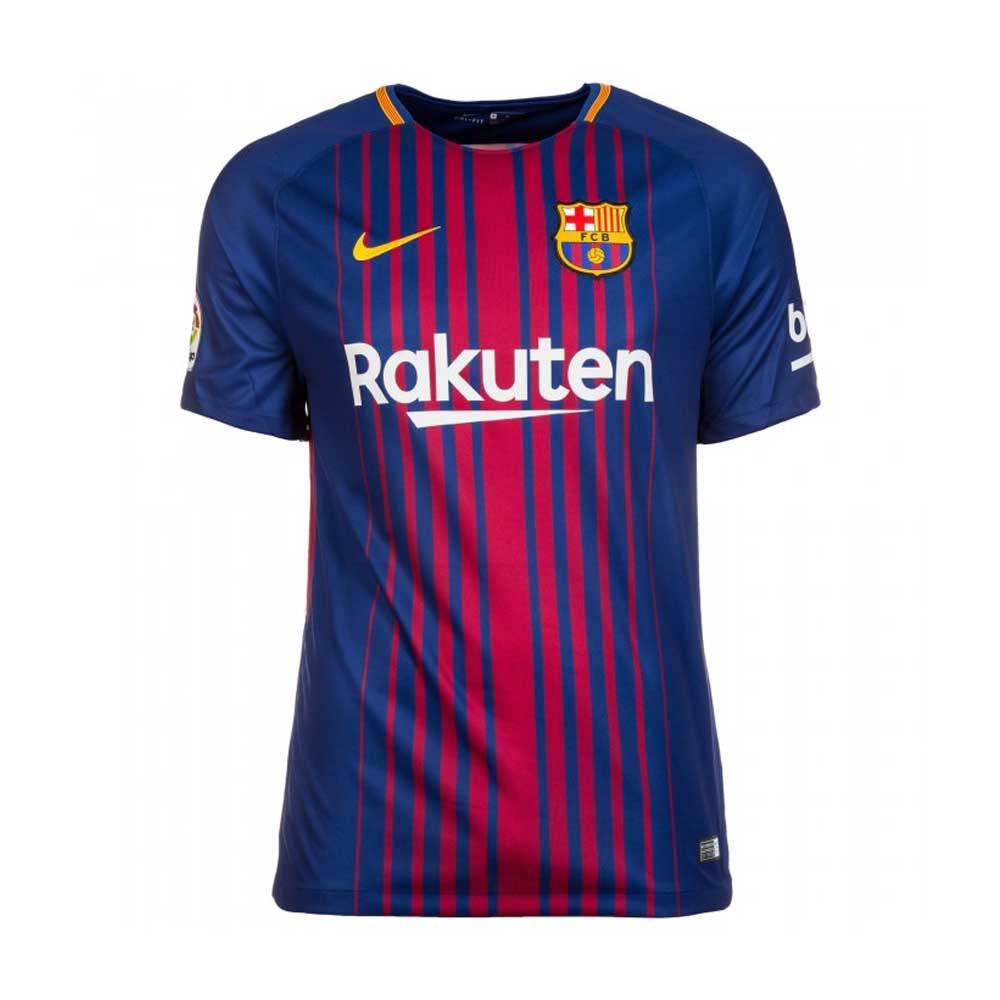 camiseta futbol nike barcelona stadium jsy hombre - ShowSport ce78d4737a0