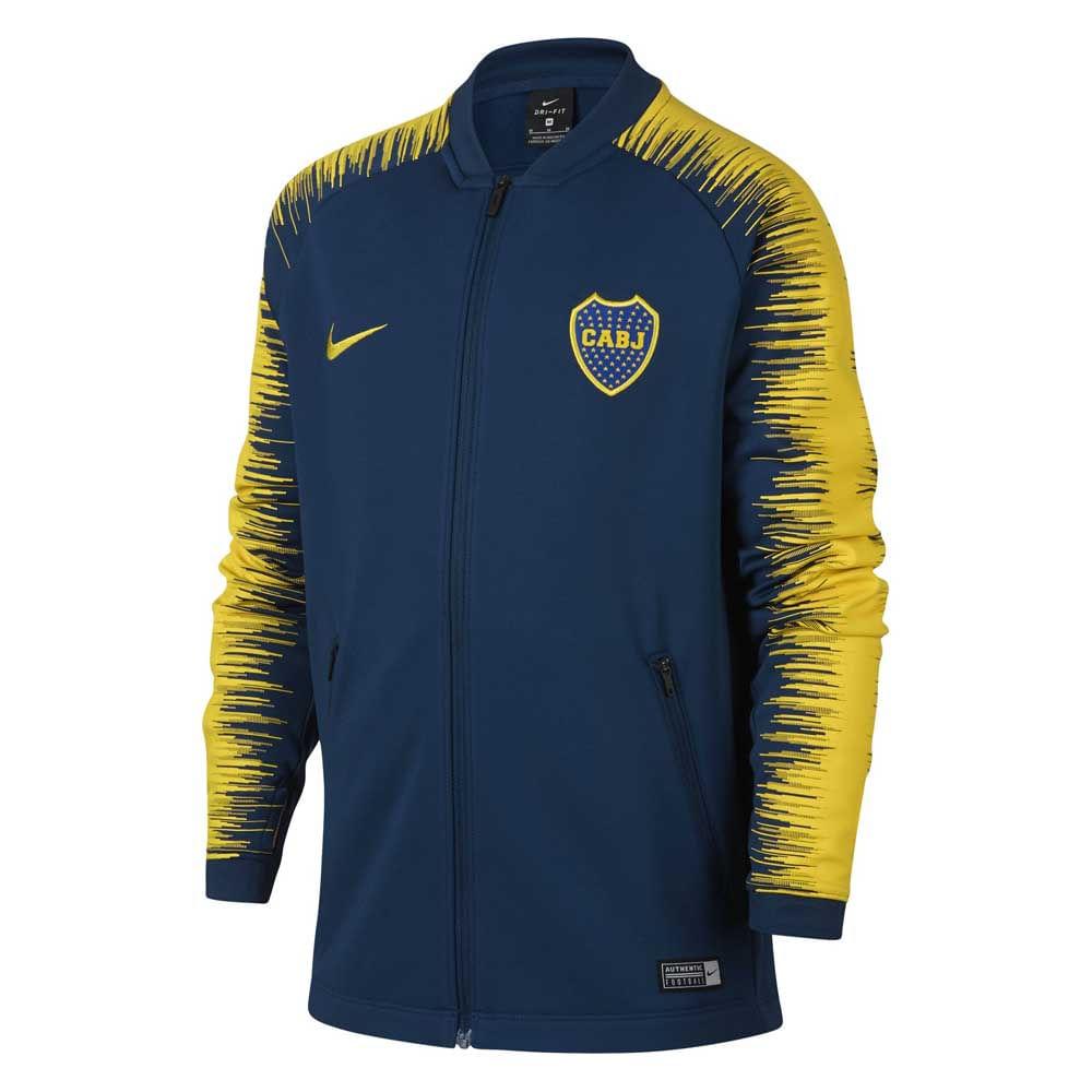 778cf92cc4a58 Campera Futbol Nike Boca Juniors Niños - ShowSport