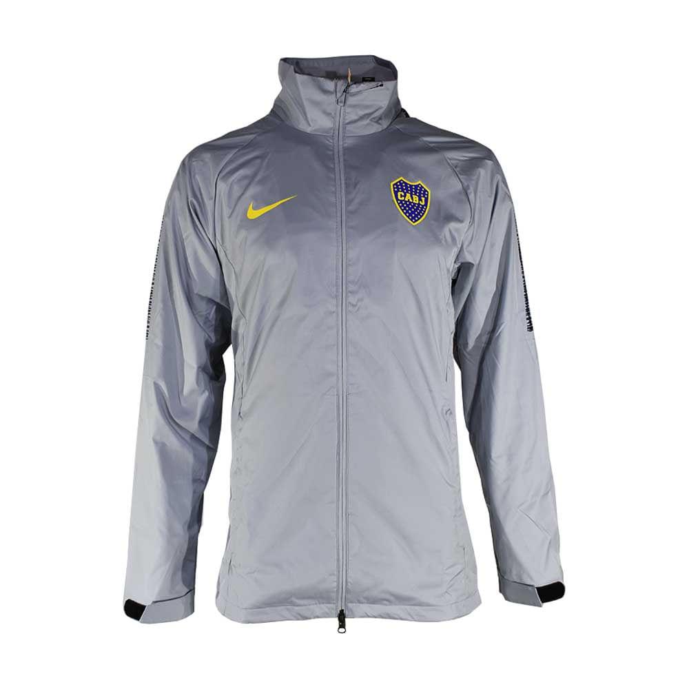Campera Futbol Nike Boca Juniors Squad Top Hombre - ShowSport f9c92d8ae2c7b