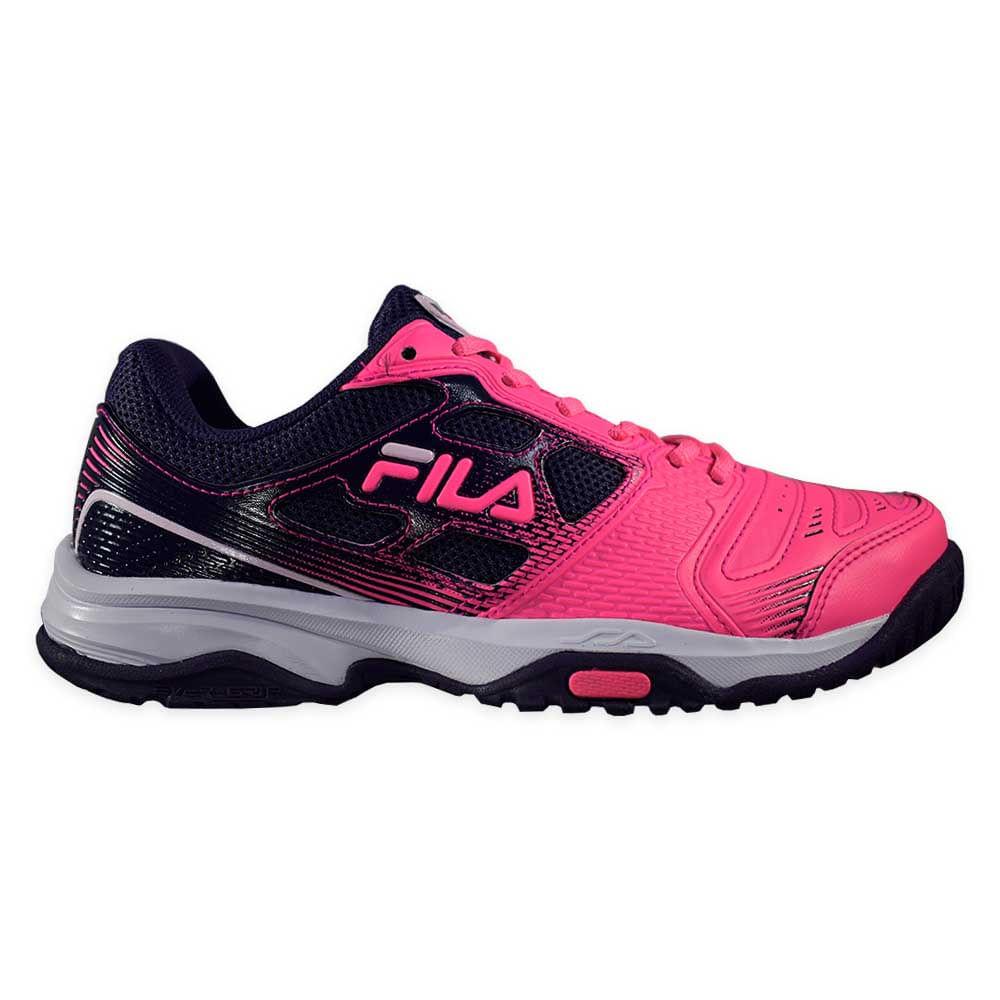 979e2e4f9 Zapatillas de Tenis Fila Top Spin Mujer - ShowSport