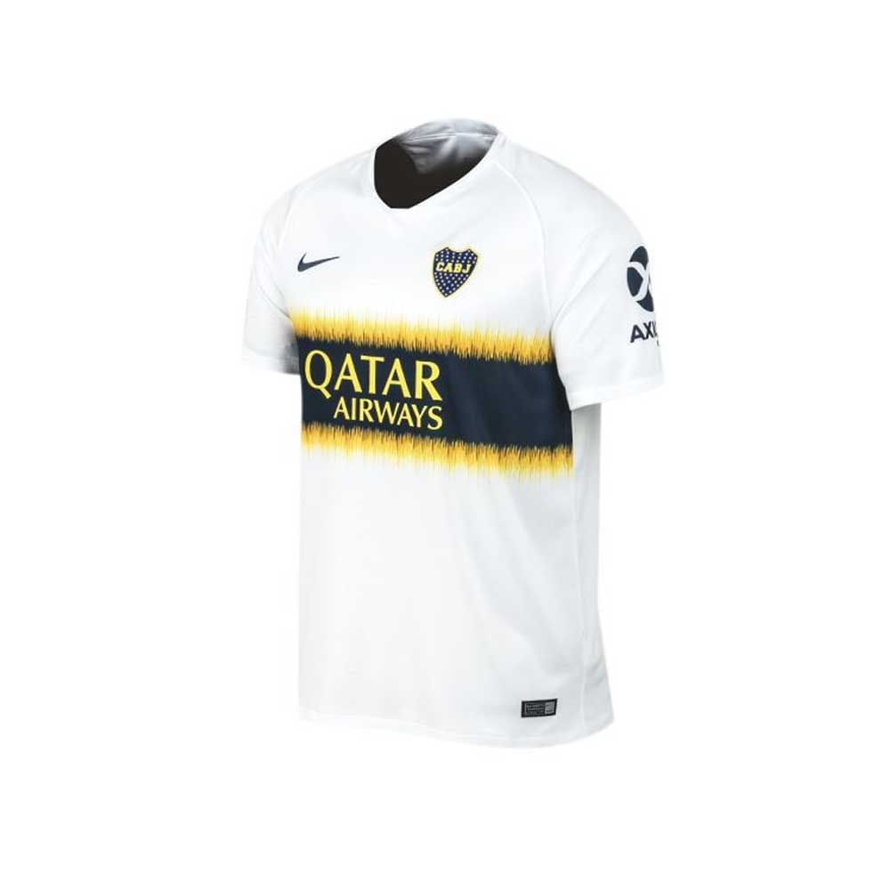 928c42d73c1f9 Camiseta Futbol Nike Boca Juniors 2018 19 Alternativa Stadium Hombre ...