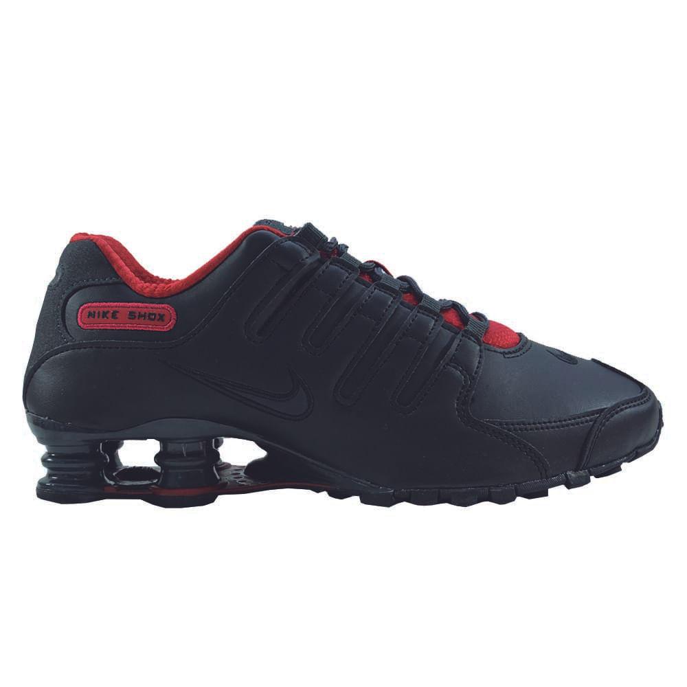 zapatillas training nike shox nz se hombre - ShowSport ce0e7a1bfb3