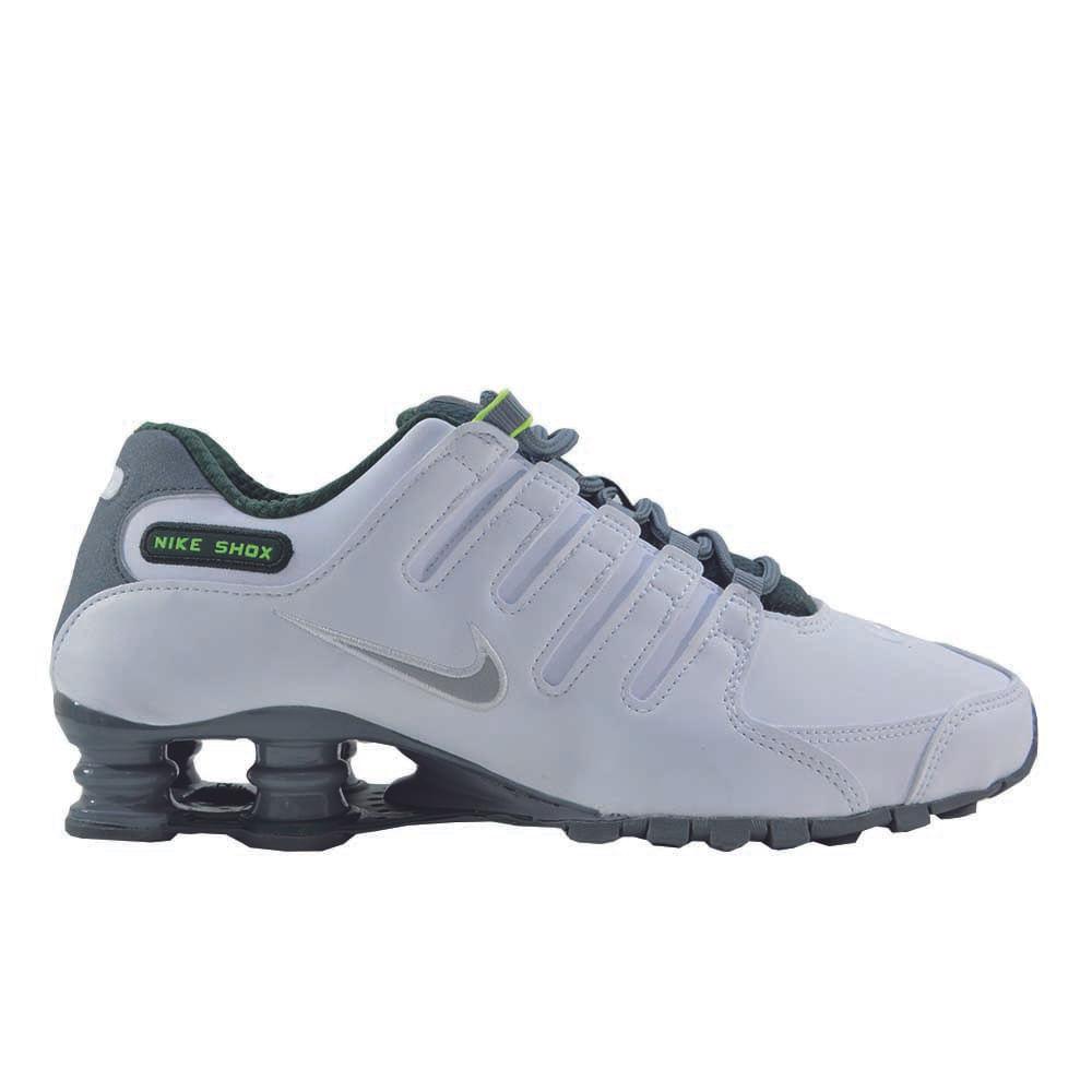 new style e040a 0d1c5 zapatillas training nike shox nz se hombre